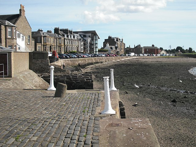 Beach Crescent, Broughty Ferry