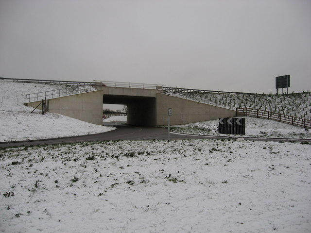 A419 Blunsdon bypass bridge