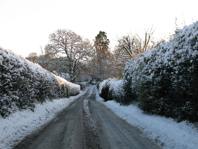 New Road, Sharow