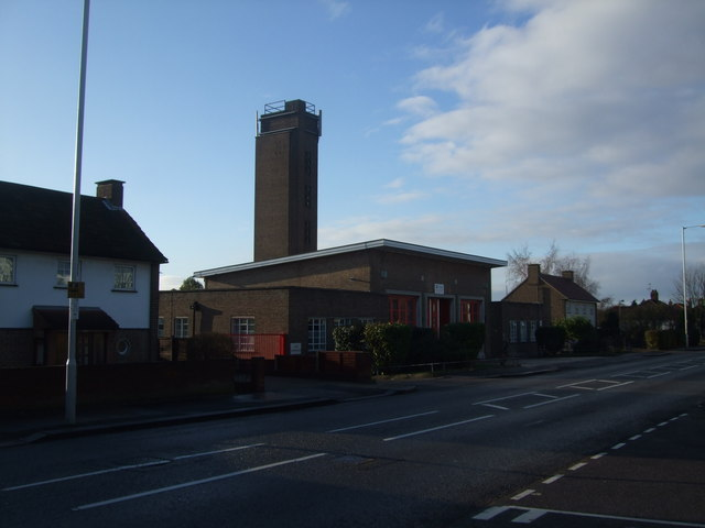 Hainault Fire Station
