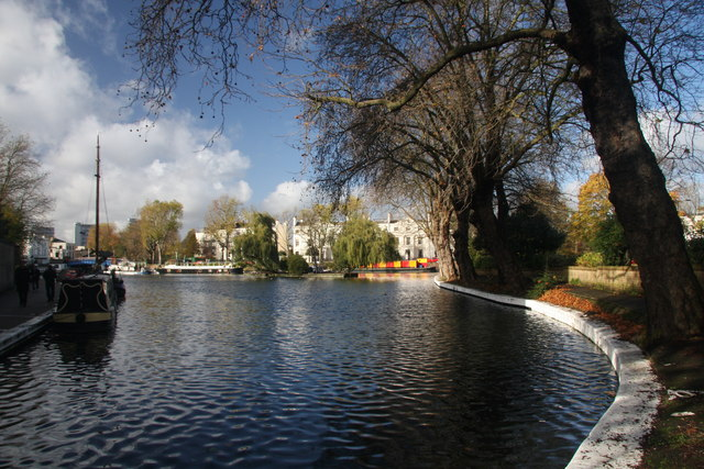 Little Venice and Grand Union Canal