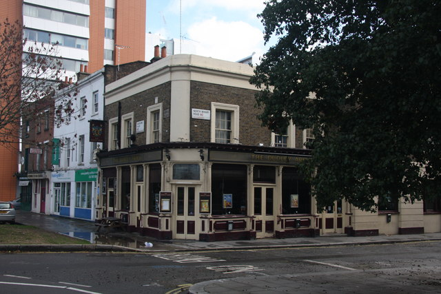 The Dudley Arms Paddington