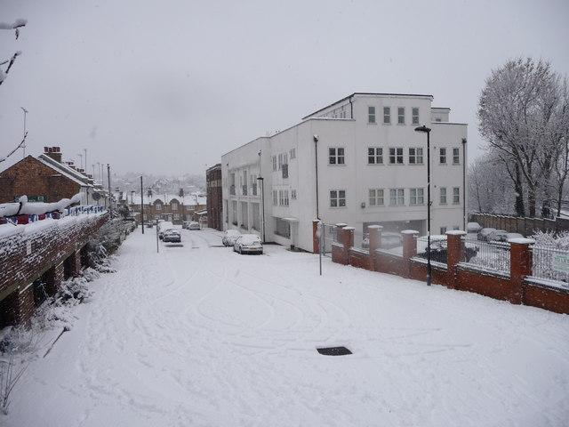 Park Road, Southgate, London N14