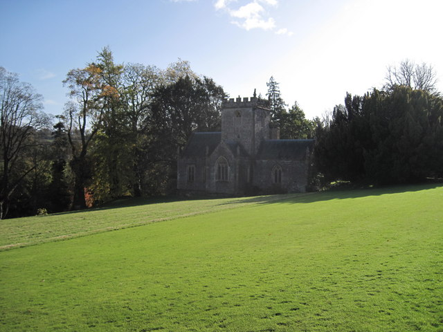 Melbury House Chapel