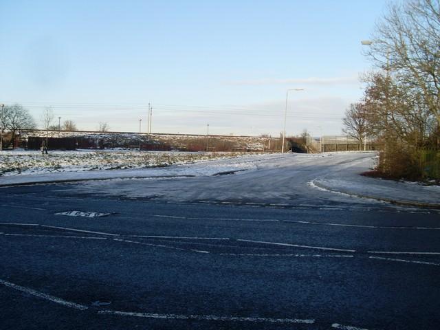 Waste ground, Millarston