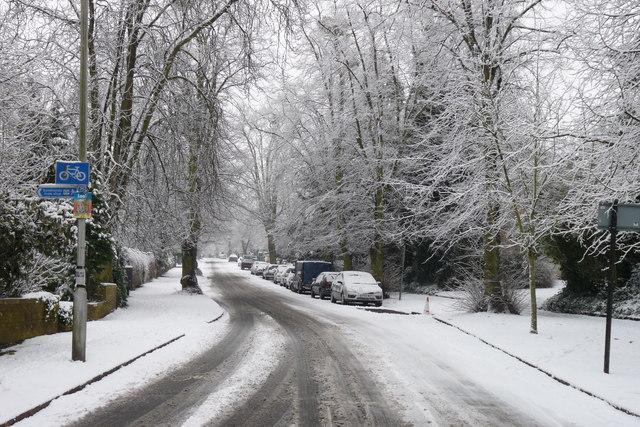 Radcliffe Road, Addiscombe, Croydon