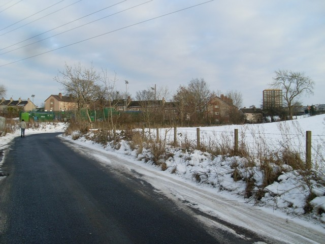 Leitchland Road