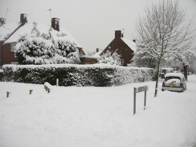 Corner of Pemerton Road