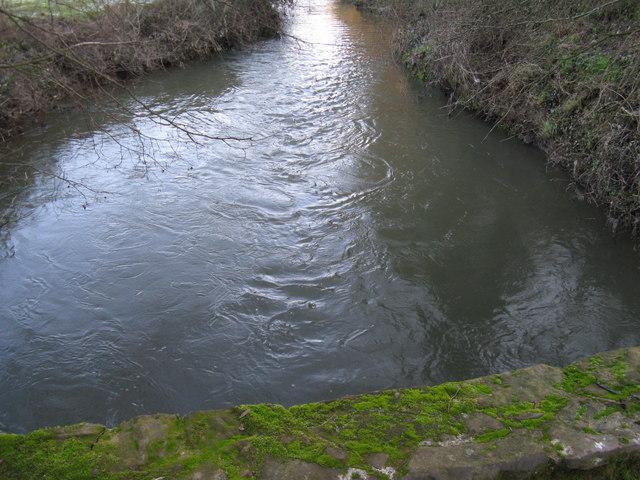 River Arun flowing under Mill Bridge