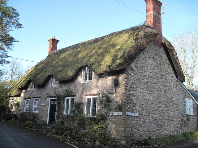 Evershot cottage