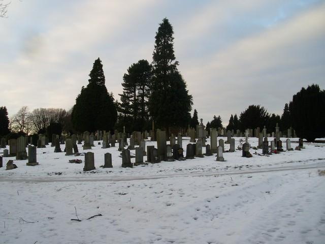 Abbey Cemetery, Elderslie