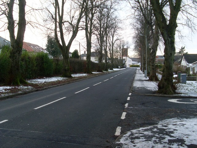Abbey Road, Johnstone
