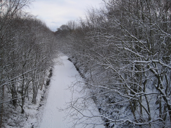 Consett and Sunderland Railway Path