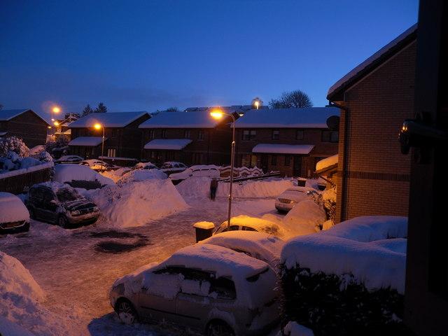 A Winter's Night, Woodlea