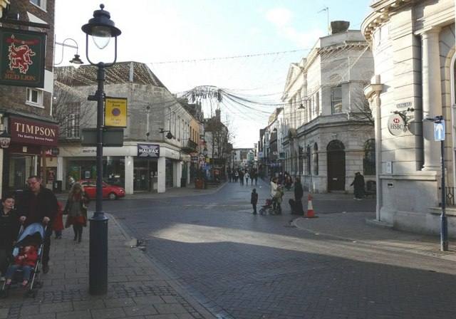 Queen Street, Ramsgate