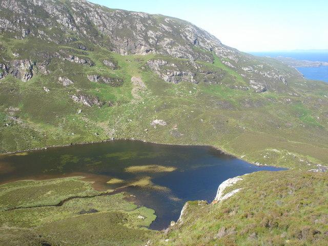 Loch Sheileasdail