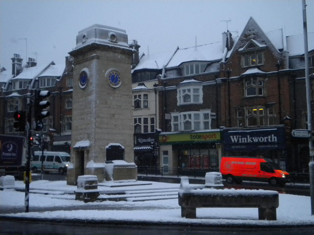 War Memorial, Finchley Road NW11