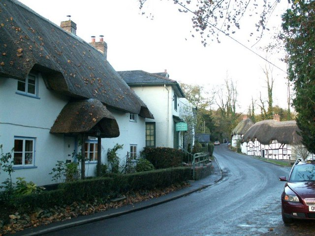 Chestnut Cottage & Village Shop