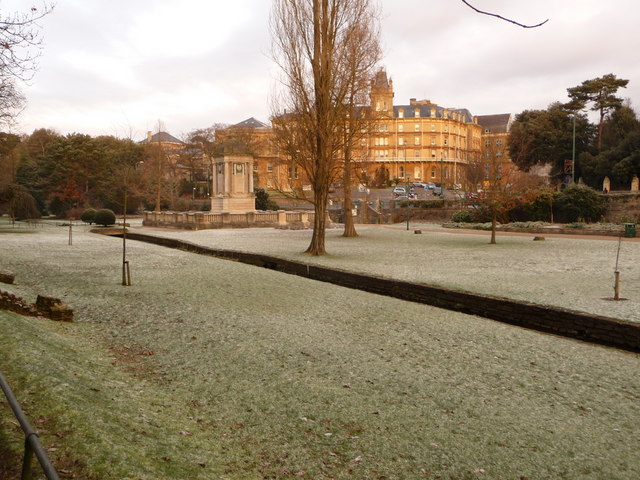Bournemouth: fifth frost of the year