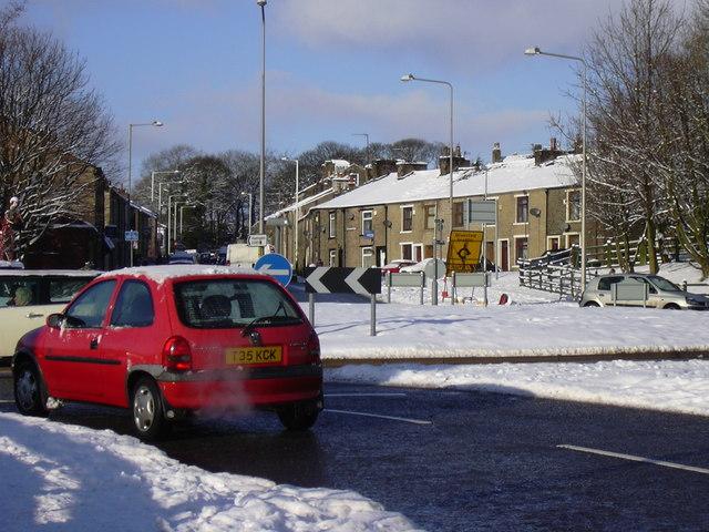 """""""Road End"""" Manchester Road, Haslingden"""