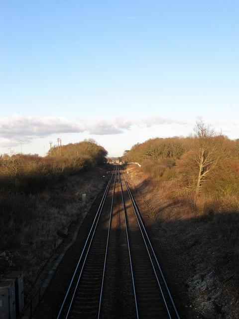 London-Brighton Railway