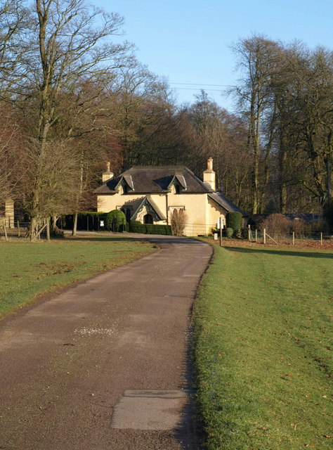 Lion Lodge, Newark Park