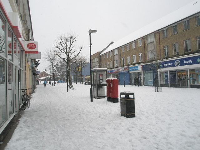 A snowy Park Parade (2)