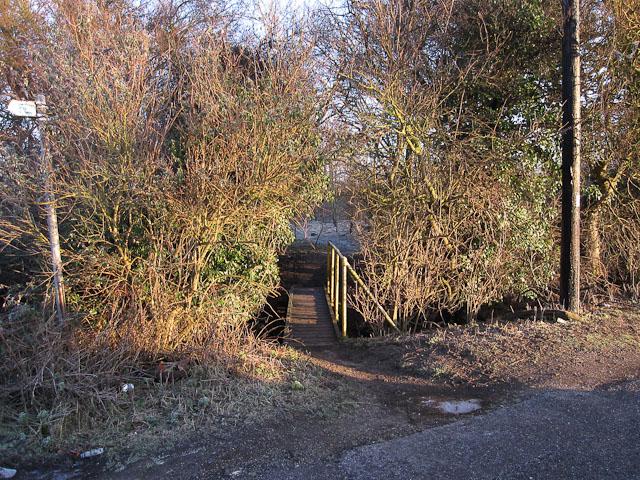 Footpath to Soham