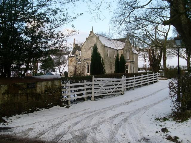 Woodneuk House, Barrhead