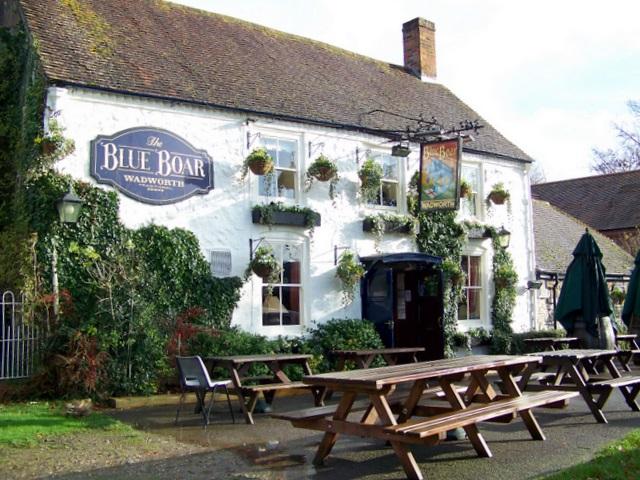 The Blue Boar, Aldbourne