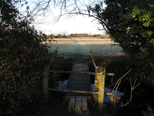Footpath to Mill Drove