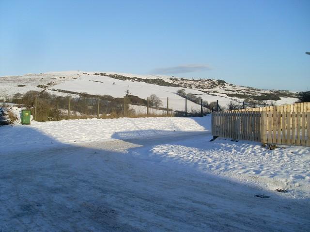 View to Gleniffer Braes