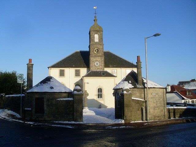 Church in Neilston