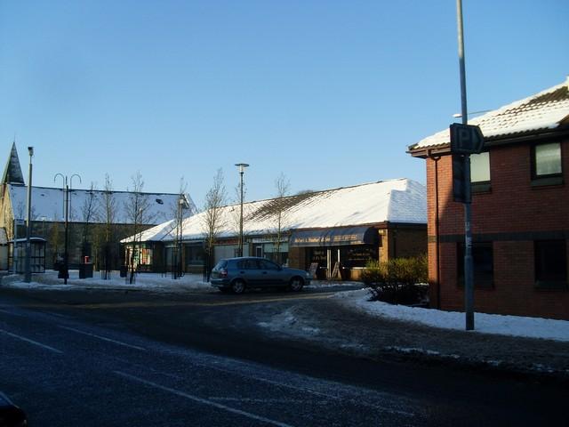 Shops in Neilston Village