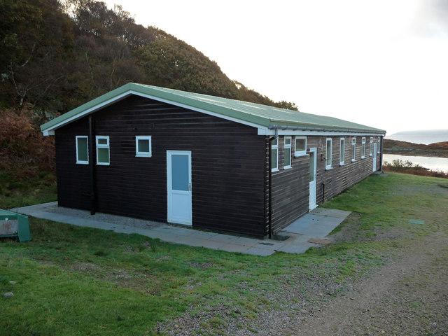 Boys' Brigade accommodation