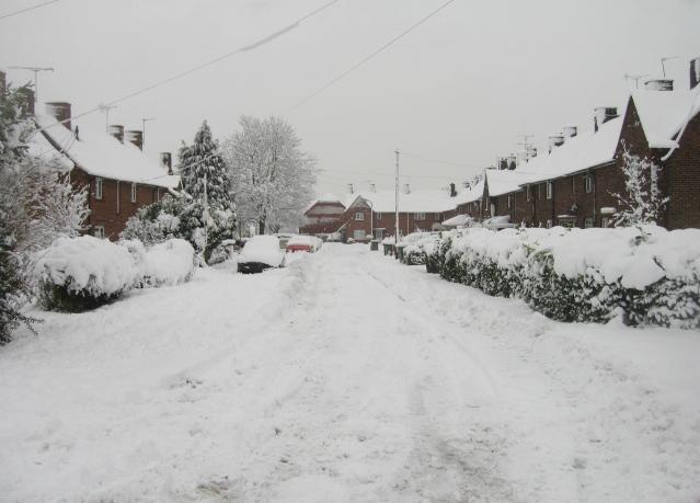 Warton Road