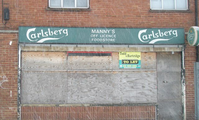 Manny's (closed) in Stone Square