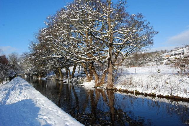 Shropshire Union Canal feeder