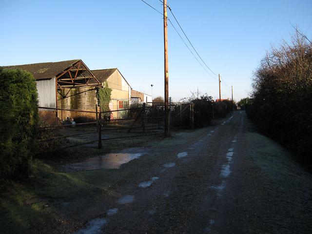 Longmere Lane