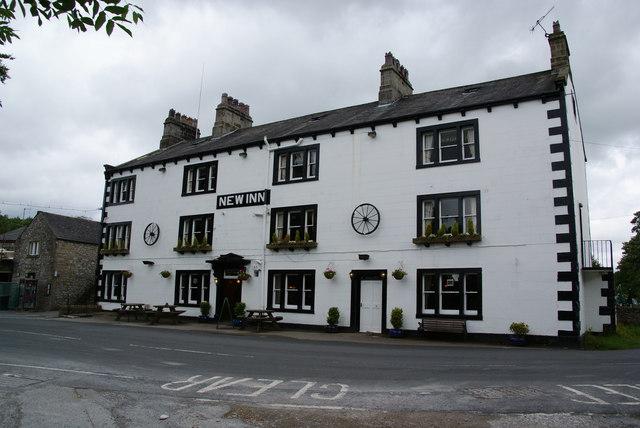 The New Inn, Clapham