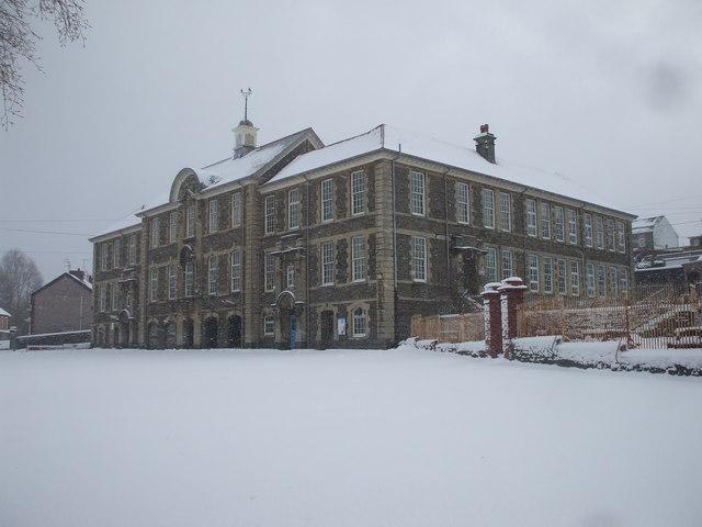 The Twyn School, Caerphilly