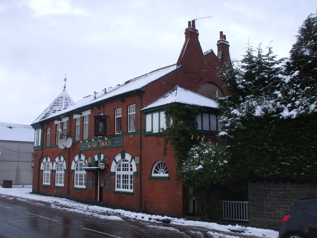 The Goodrich,Caerphilly