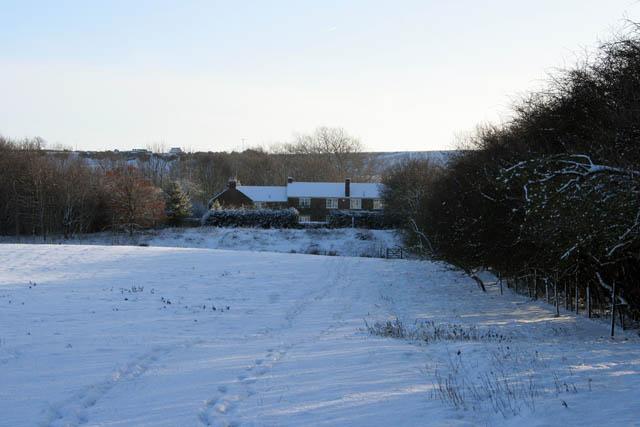 Bottom Farm, near Eaton