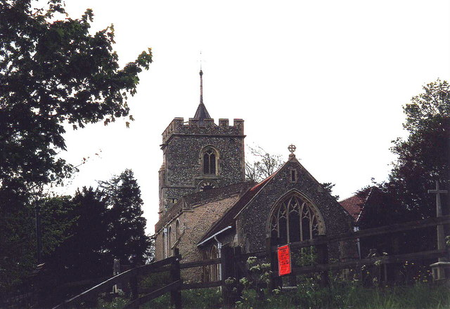 St.Peter's, Benington, Herts.