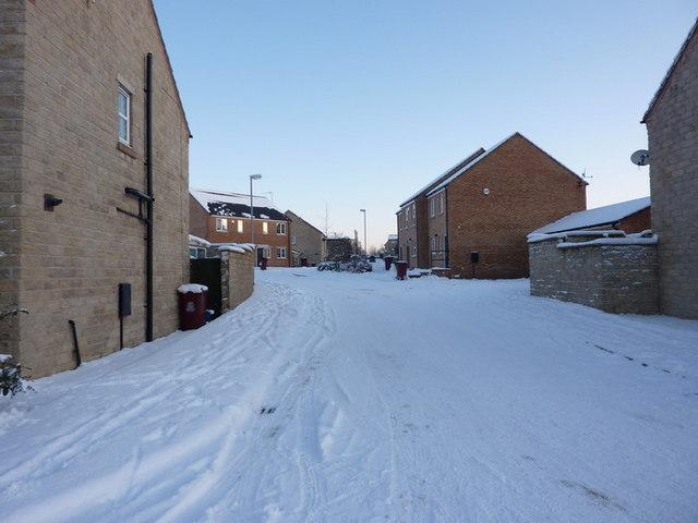 Junction Street, Burnley