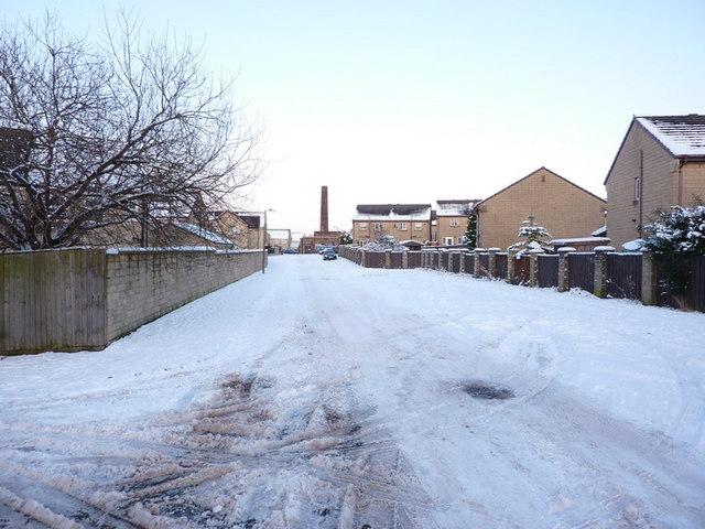Cotton Street, Burnley