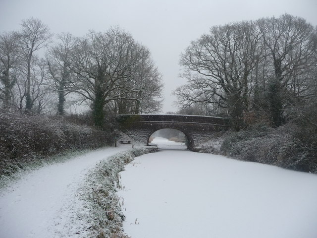 Mid Devon : The Grand Western Canal & Manley Bridge