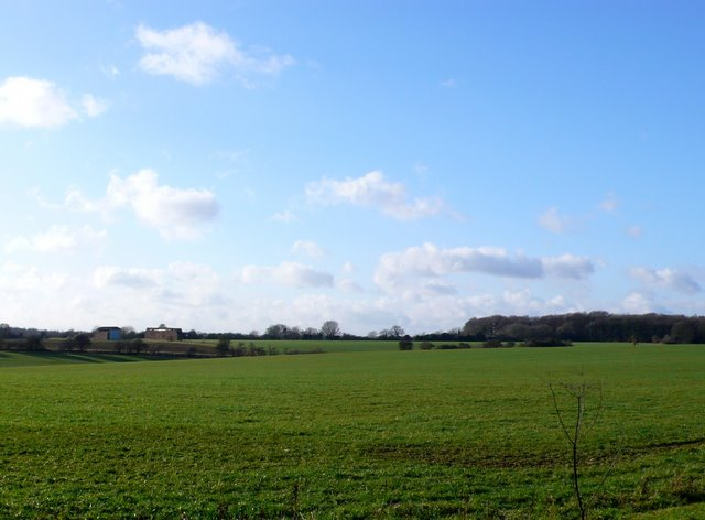 Countryside near Ampney Downs