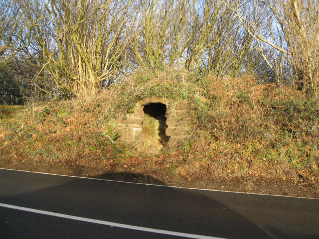 Old Toll Shelter