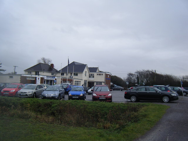Clubhouse, Pyle and Kenfig Golf Course